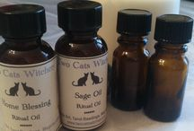 Herbs and Oils - Witches of Etsy team / Herbs and oils from the talented members and sellers from the Witches of Etsy. Find these and more in our Etsy shops.