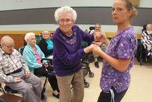 Activities in Nursing home