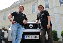 Extreme Frontiers / The Mantis Collection is delighted to be the Official Hospitality Sponsor for Channel 5 TV's Extreme Frontiers South Africa, starring Charley Boorman and Russ Malkin. We'll be following the boys on their June 2012 trip across the country.