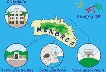 """Menorca - Land & Leute / Die Insel Menorca gewinnt immer mehr an Beliebtheit. Und dies zu Recht. Menorca ist nicht nur """"die kleine Schwester"""" von Mallorca, es hat auch sehr viel zu bieten. Sie ist die zweitgrößte und östlichste Insel der Balearen und ist 1993 zum Biosphärenreservat erklärt worden. Somit bietet Menorca ideale Voraussetzungen für Naturliebhaber, Wanderer, Radfahrer und Wassersportfreunde."""