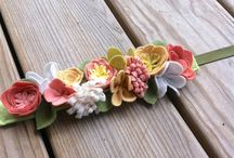 Bunga kain felt
