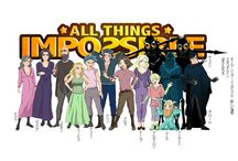 All Things Impossible / manganoke with D.Dalton & Bokido Michiru