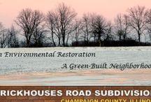 Brickhouses Road Subdivision