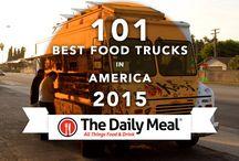 Worldwide Food Trucks, Street Food & Markets