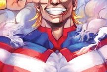 BNHA | All Might