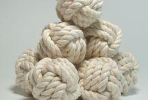 Knotting - knopen / Macrame etcetera