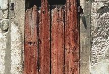 Old Doors / by Carla Van Galen