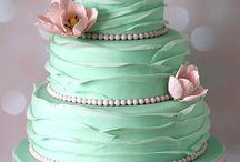 Svatební dorty z internetu.
