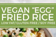 Gluten free vegan cooking