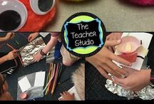 Fourth Grade Science Ideas and Activities / Looking for creative ways to teach intermediate science ideas?  Check these out!  Find ideas on human body, experiments, STEM, scientific method, electricity, motion and design, chemistry, matter, plants, biology, solar system, environmental studies, and more!