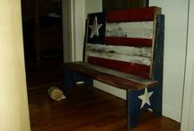 Pallet projects / by Autumn Konkel