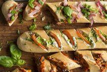 Recepten Sandwich stokbrood