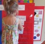 * NAME Activities for Kids / A collection of name activities for kids! Hands-on, meaningful ways to teach children their names.