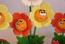 Flores / Enfeites