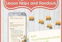 Nursery / lds nursery, nursery, lds nursery lesson helps