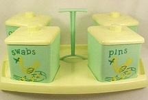 Vintage Nursery set