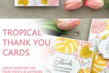 Papertray  cards