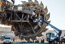 Mining mechanical engineering