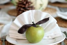 Thanksgiving Decor + Entertaining / by The Noshery