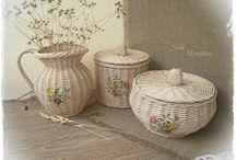 кухня наборы плетение
