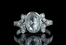 Jewels:  Rings We Love / Engagement rings, wedding bands & other rings we can't stop thinking about.