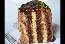 Pandıspanya pasta
