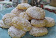 Lemon Gooey Butter Cookies