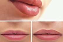 Semi permanent makeup- lips