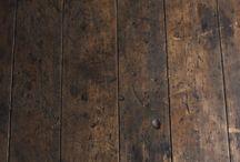 Distressed Wooden Floors