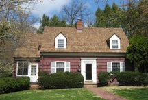 Cedar Roofs / A handful of roof replacements American Custom Contractors has completed.