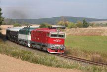 Fotky lokomotivy