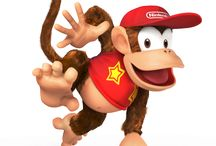 diddy kong 007