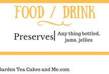 Preserves & Storing Food Recipes