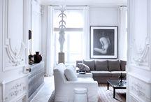 PARÍŽSKE INTERIÉRY |Paris interiors