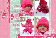 Scrapbook Ideas - Winter / by Diane Jones