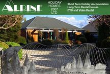 Alpine Holiday Homes - Hanmer Springs, New Zealand - Specials and Deals!