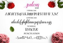 Design Font & Elements