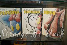 My Disney Comics Collection / Topolino, Zio Paperone, PK, Maestri Disney, Disney Parodie and many more
