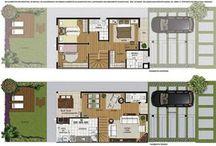 Projetos Casas Ecoômicas