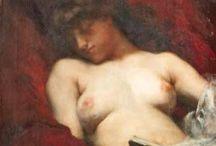 Arte al desnudo, erotismo...