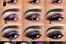 Eye makeup - woefultofrofull.com