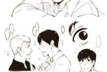 Manga's ship