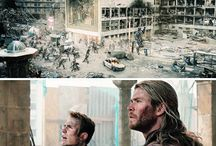 Marvel/DC/Superheroes