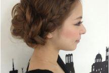 Hair / ヘアメイク❤︎