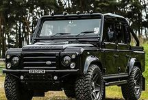 Land Rover Ideas