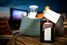 Bridgehampton Film Festival / Cointreau hosted an open air, movie-watching experience for an audience of creative trendsetters.