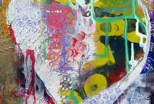 Fiona Hill Art - Hearts