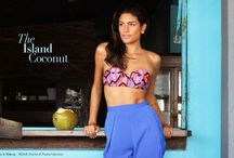 The Island Coconut / Shop the lookbook at www.collectiverequest.com