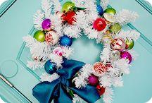 Wreaths / by Amy DiGiulio