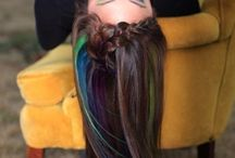 Beautiful Hair / Hair Styles, Colour & Glamour